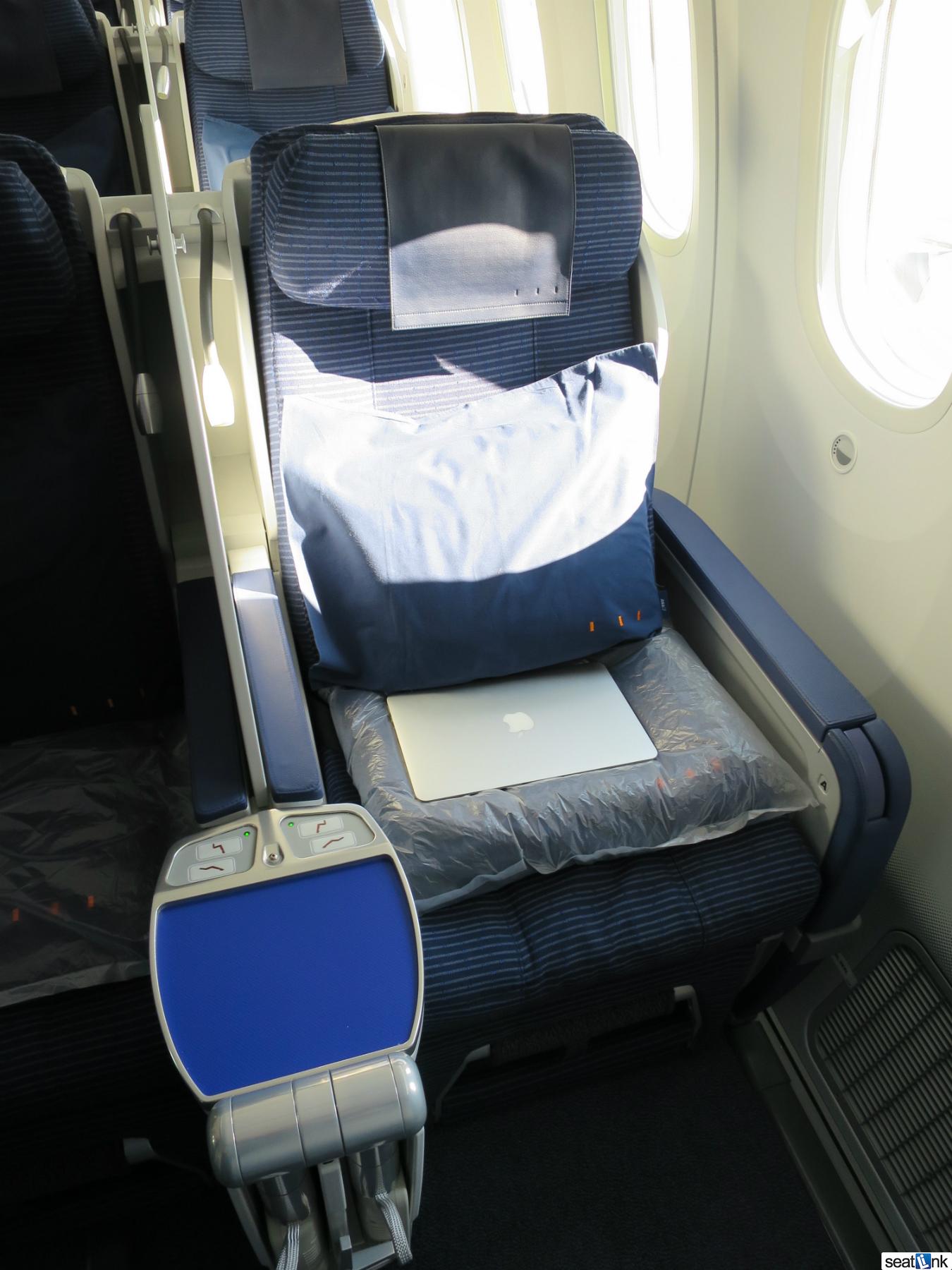 Ana 787 800 Regional Business Class Review The Seatlink Blog