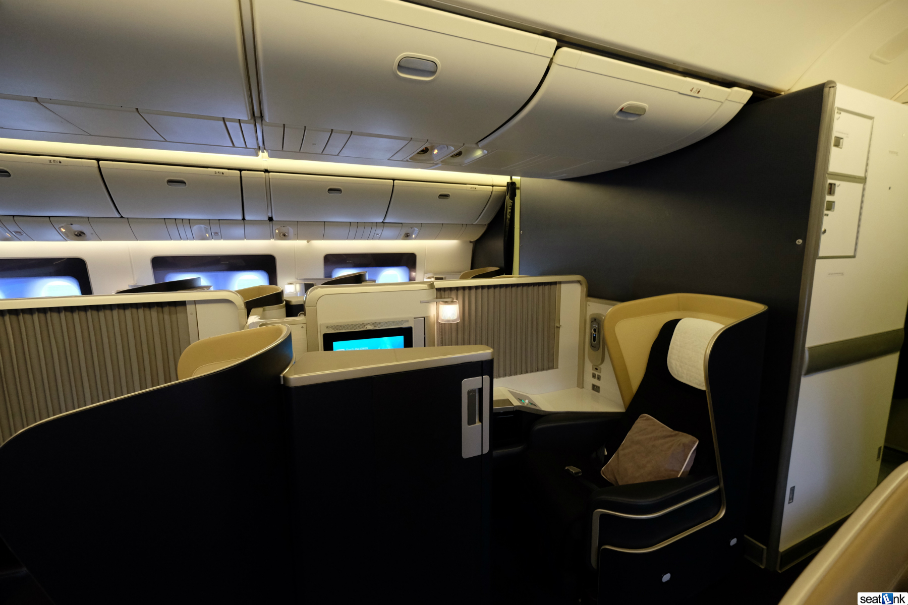 British Airways 777 First Class LHR to SEA [Review] - The ...British Airways First Class 777