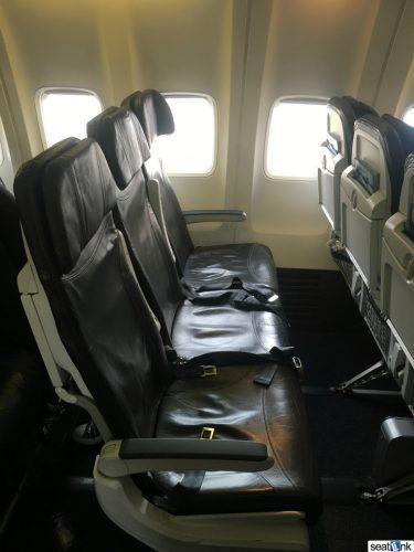 Alaska Airlines Premium Class Seats