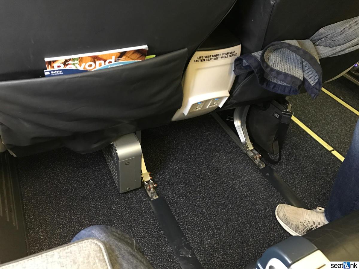 Inflight Review Alaska Airlines New Premium Class