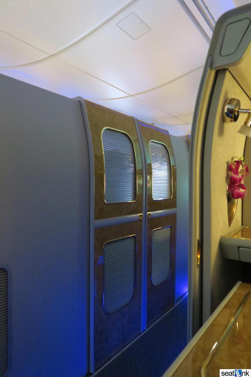 Gard's travel blog » Blog Archive » Flying Emirates ...