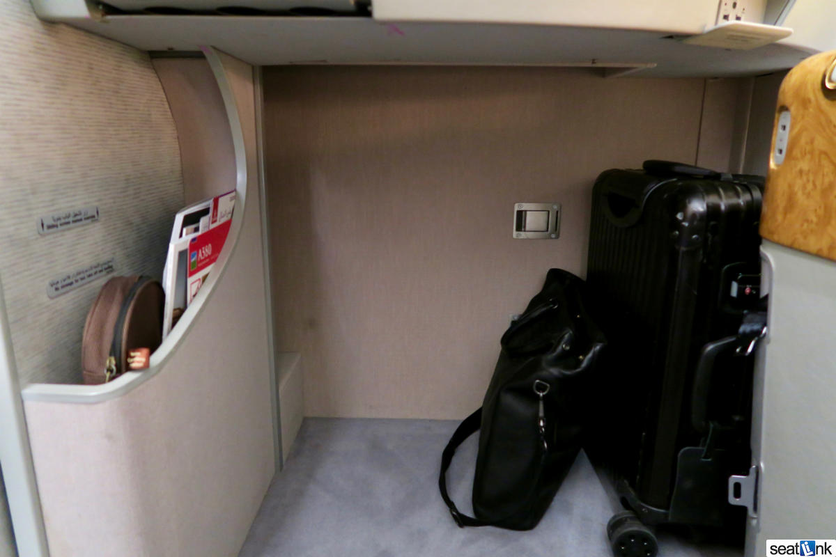 Emirates Flagship A380 First Class Review In 26 Photos