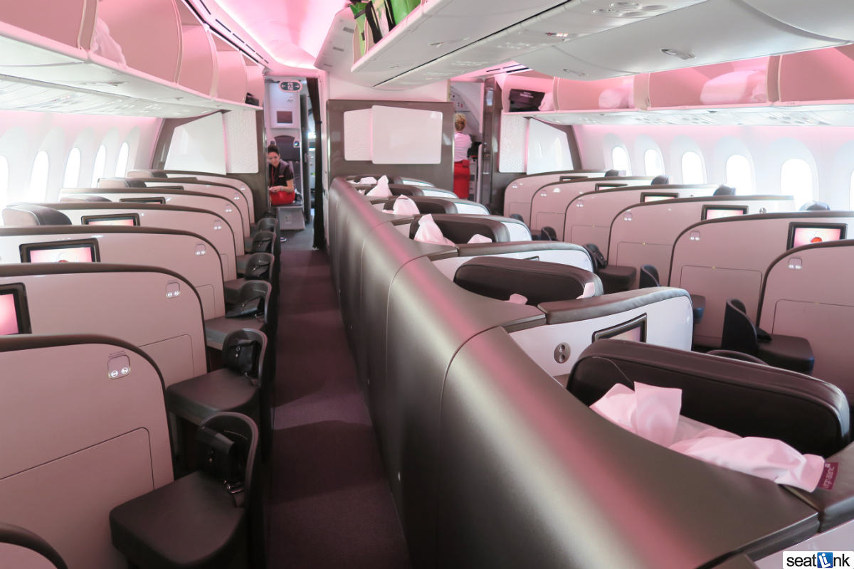Introducing Virgin Atlantics New Upper Class Suite  Ruby