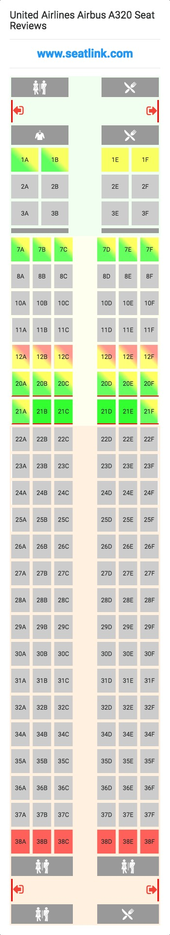 Prime United Airlines Airbus A320 Seating Chart Updated December Bralicious Painted Fabric Chair Ideas Braliciousco