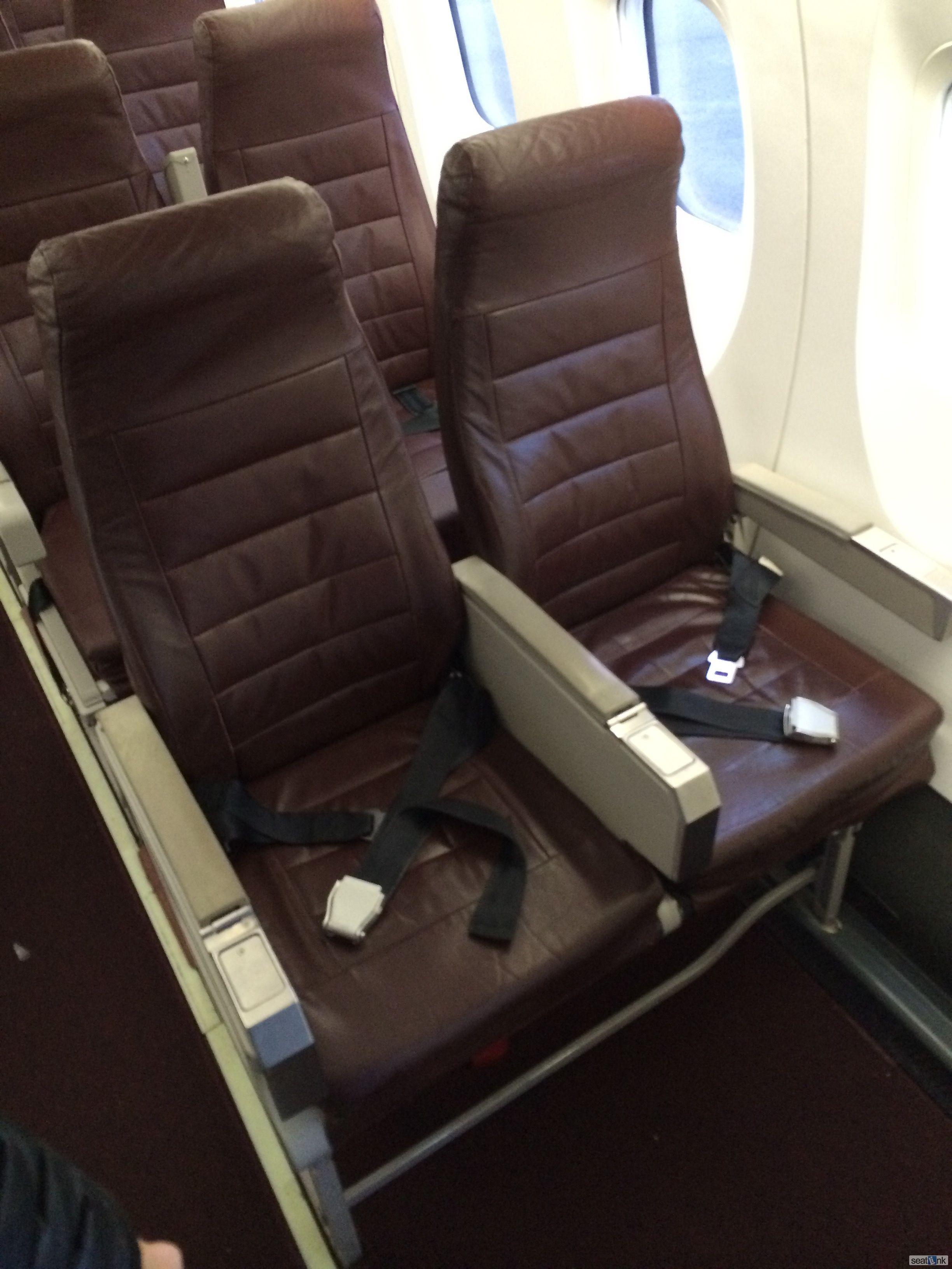 Alaska Airlines Canadair Regional Jet 700 Seat Map Seatlink